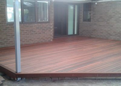 Alfresco Decking Area 2