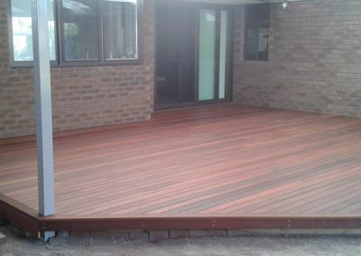 Alfresco Deck Area 3
