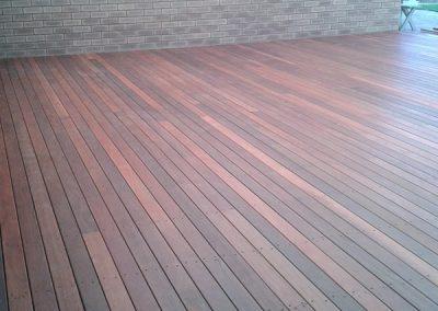 Alfresco Deck Area 1