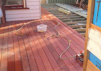 Decking Construction