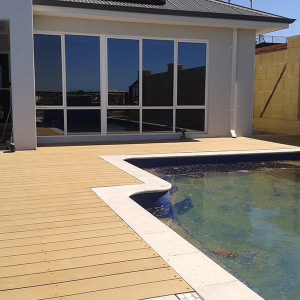 Ideal Decking Around Pools In Perth