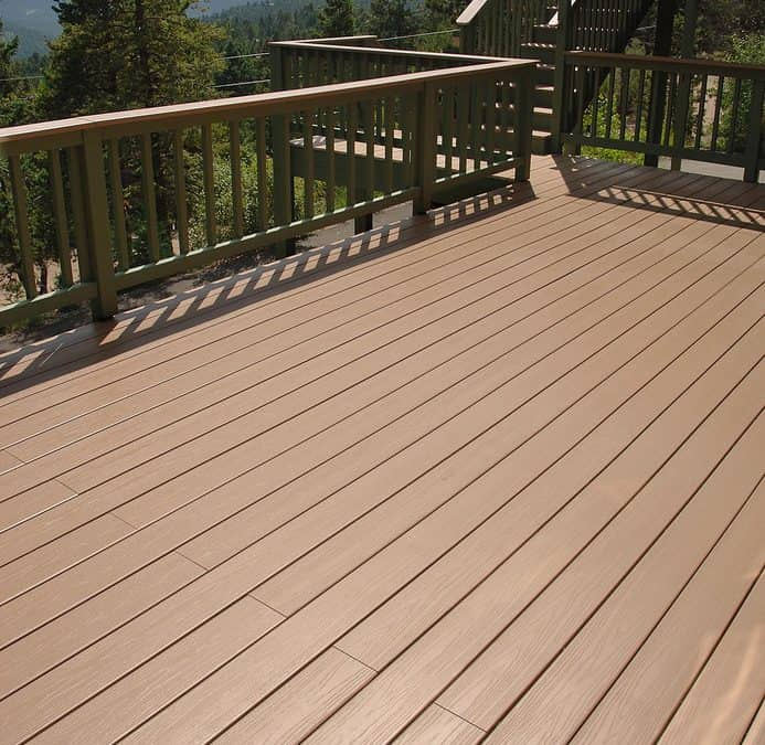 Decking Style For Your Perth Home
