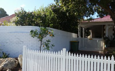 Timber Fence Styles in Perth
